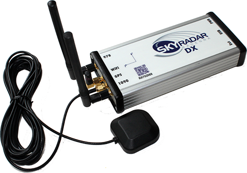 SkyRadar DualBand Receiver with built-in AHRS