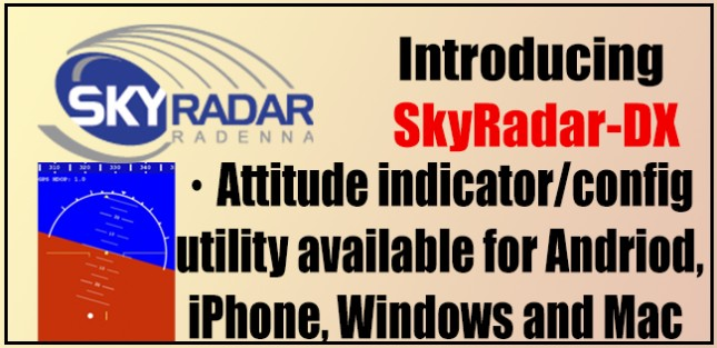 Purchase SkyRadar Products